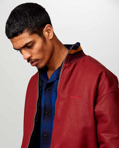 14th Street Jacket Maroon
