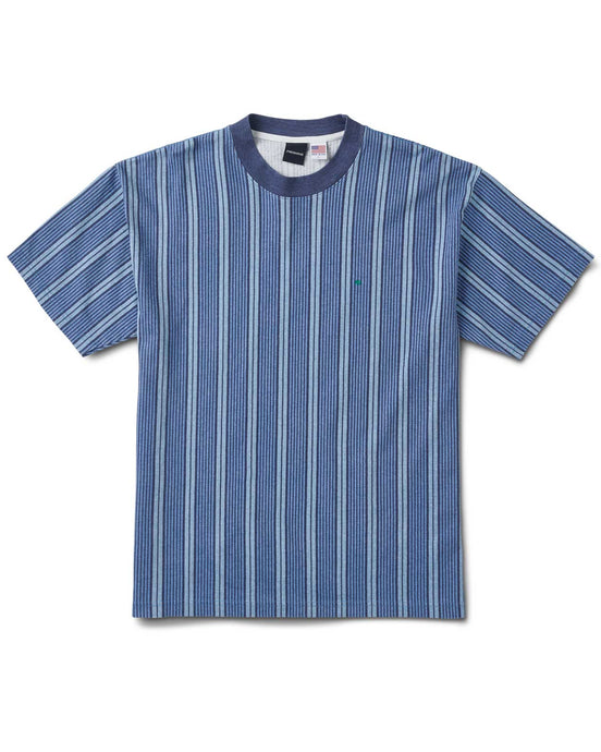 Avalon Stripe Tee Blue
