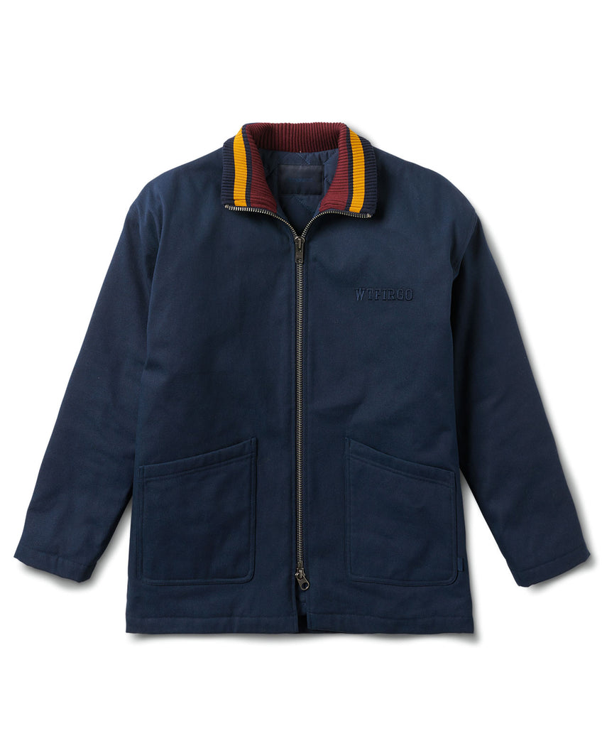 14th Street Jacket Navy