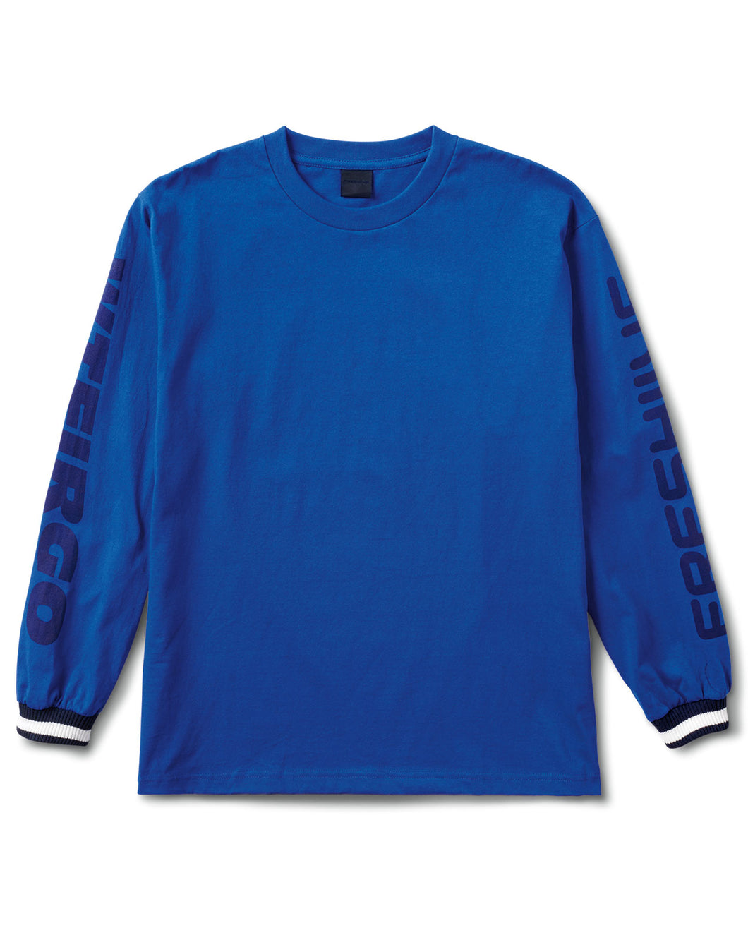 Brentwood Long Sleeve Tee Blue