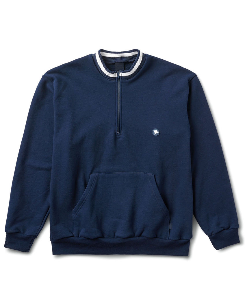 Court Pullover Navy