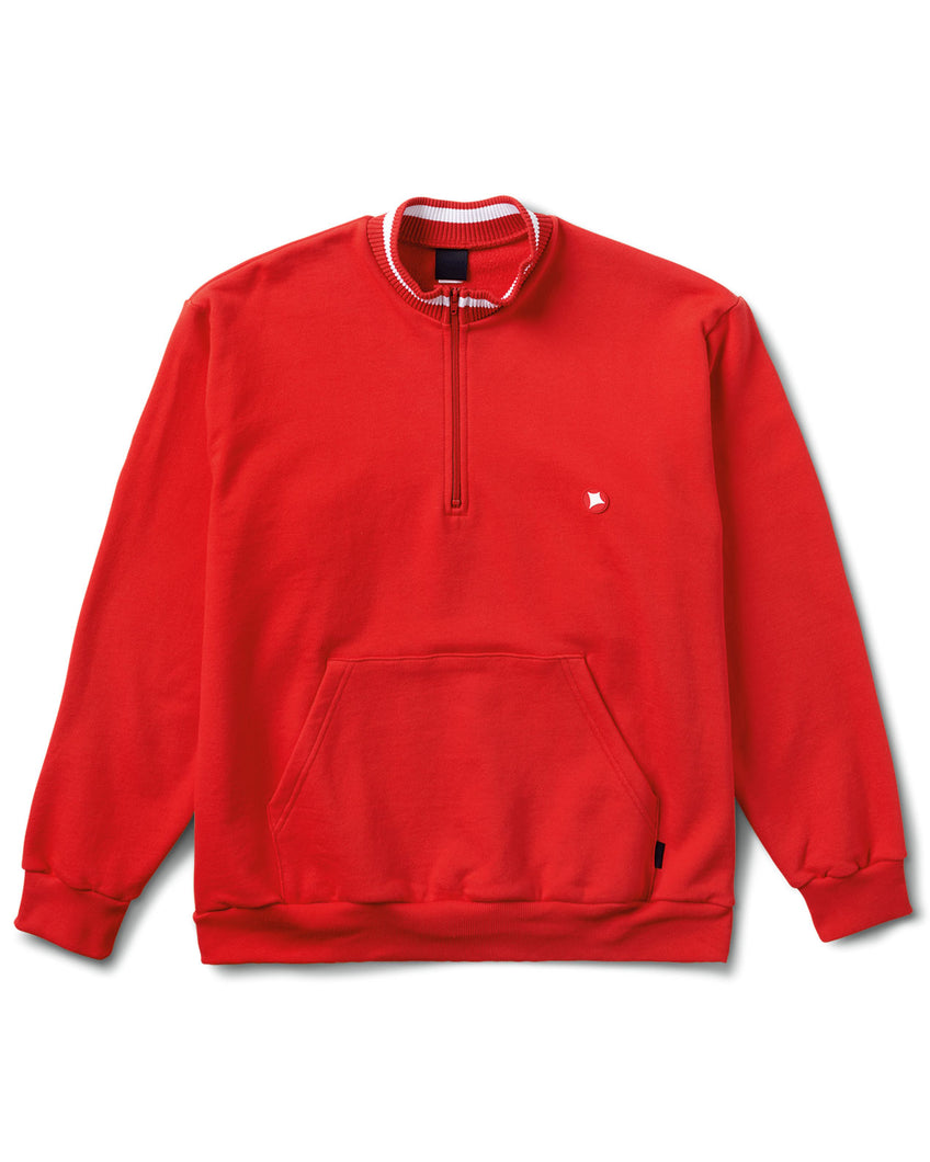 Court Pullover Red
