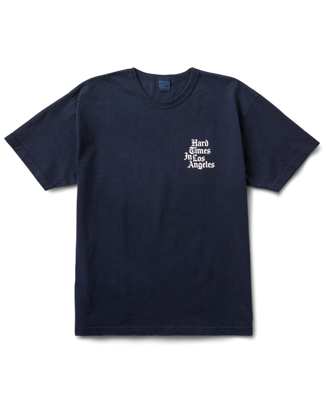 Hard Times Binder Tee Navy