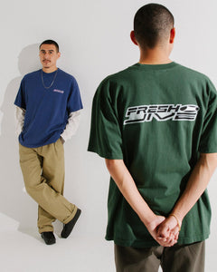 Sportif S/S Tee Forest