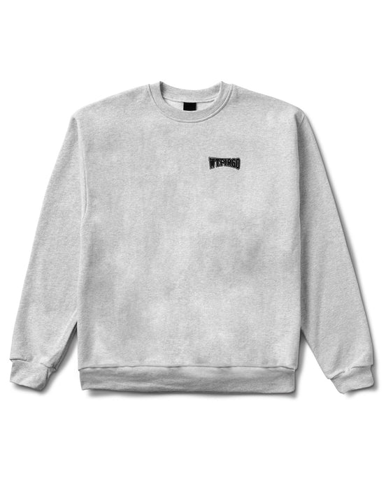 WTFIRGO Loose Crew Grey