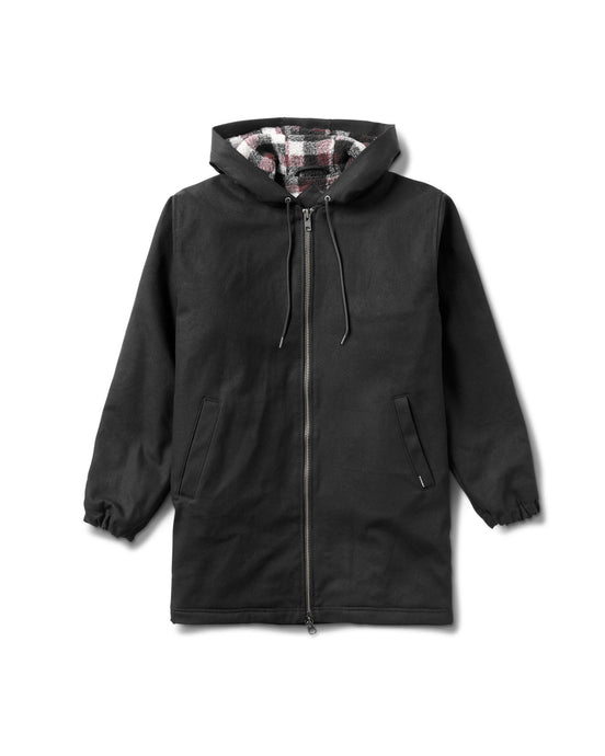 Warrior Jacket Black