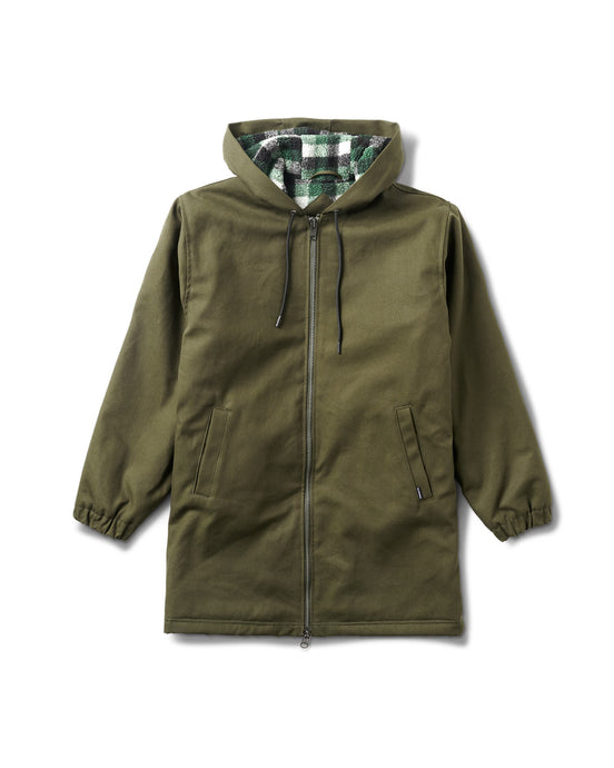 Warrior Jacket Olive