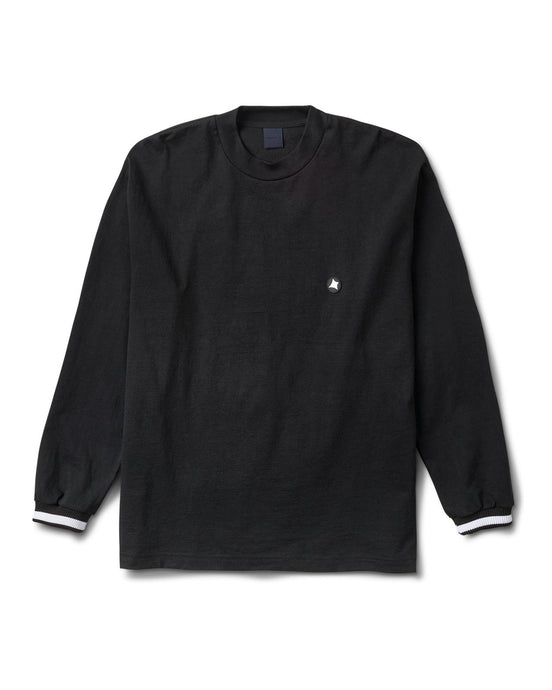 Brentwood L/S Tee Black
