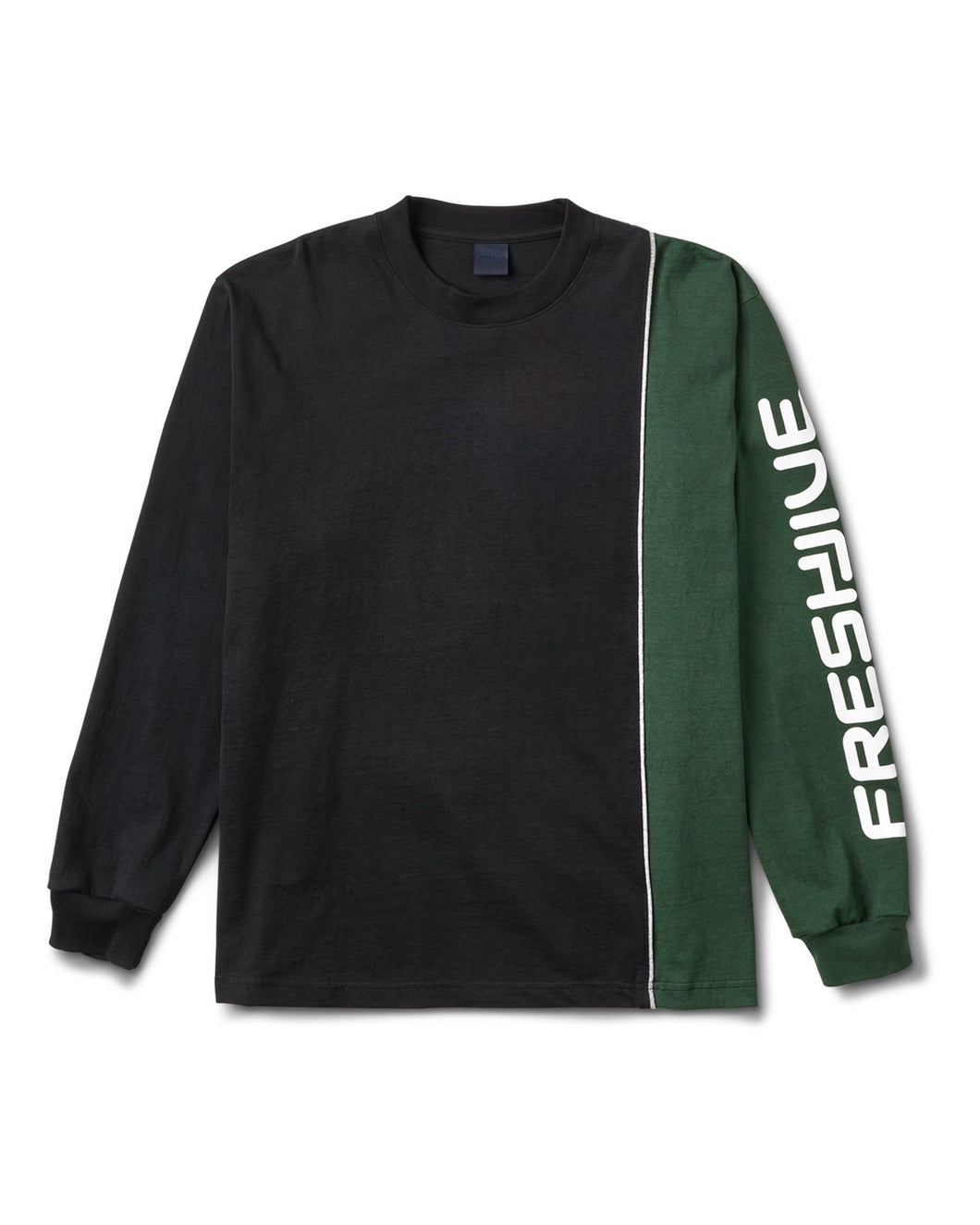 Trackside L/S Tee Black