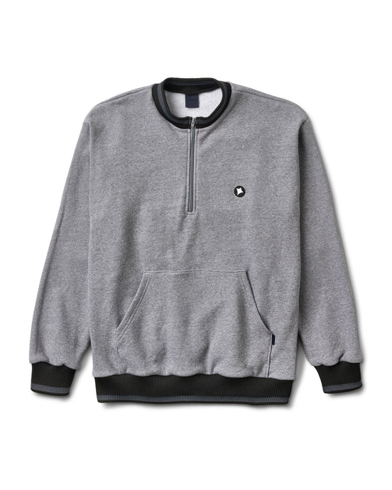 Court Pullover Grey WTFIRGO