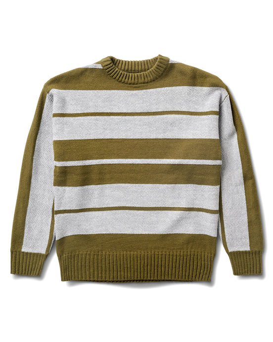 Bumblebee Sweater Green