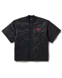 Service Short Sleeve Jacket Black