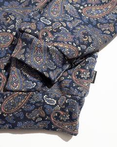 Paisley Pullover Navy
