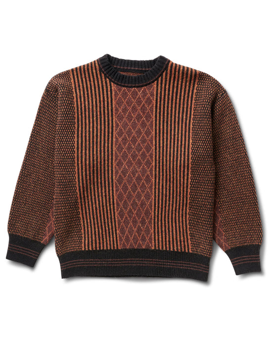 Geeq Sweater Brown