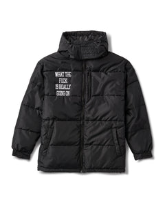 Pro Club FTWIRGO Puffer Jacket Black