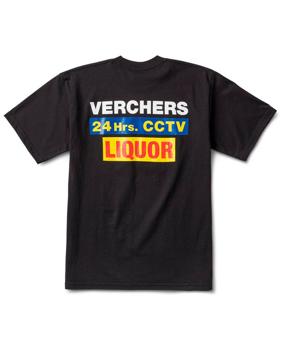 Pro Club Verchers Tee Black