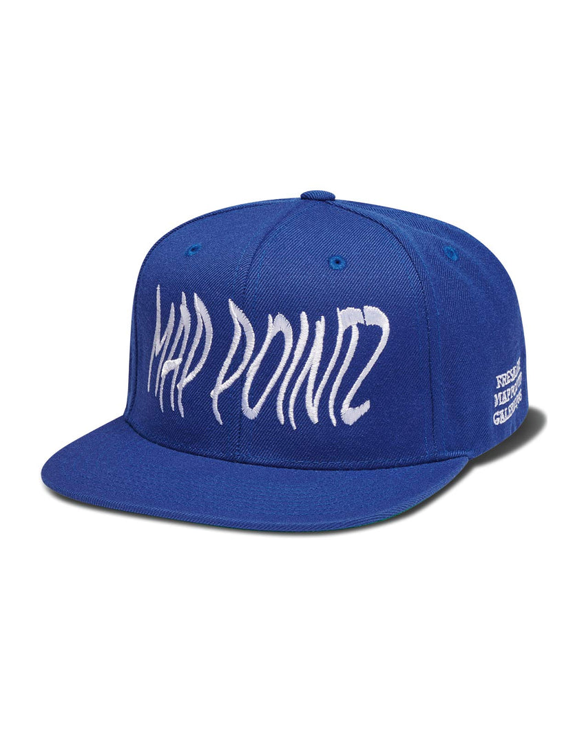 Map Pointz Cap Blue