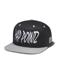 Map Pointz Cap Black