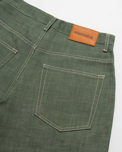 Baggies Jean Green