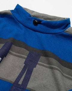 Boardwalk Pullover Blue Striped