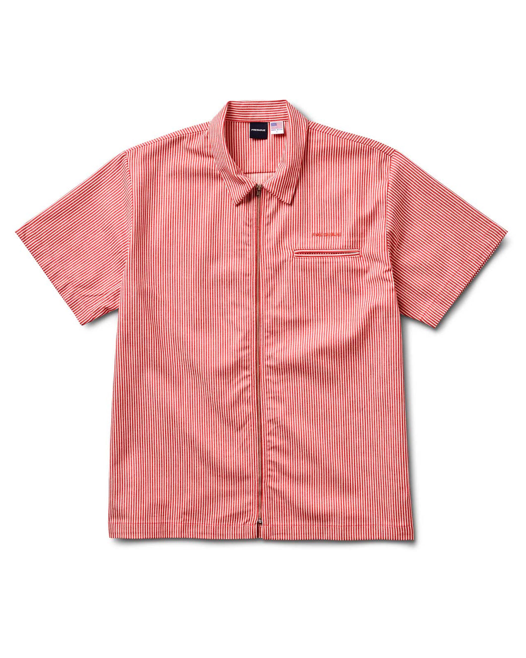 San Pedro Shirt Red