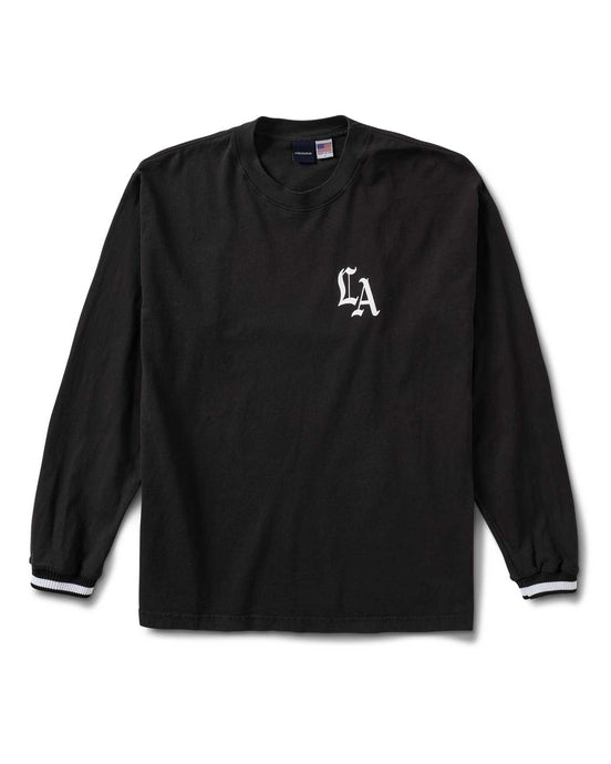 L.A. Sport Long Sleeve T Black