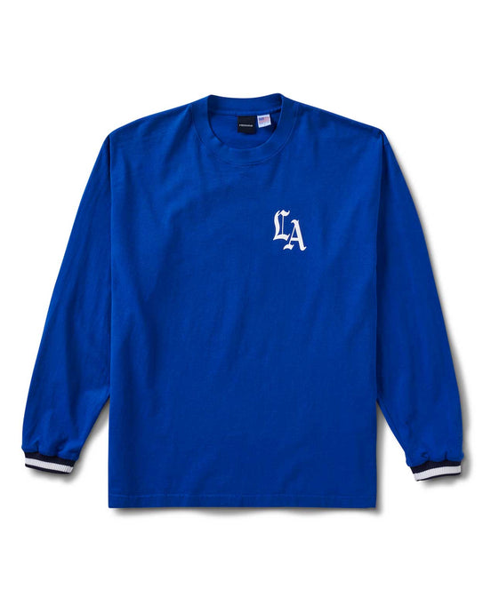 L.A. Sport Long Sleeve T Blue