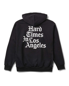 Hard Times Hoody Black