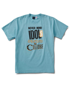 Nevermind Idols S/S T Teal