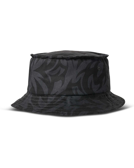 Tribal Bucket Hat Charcoal