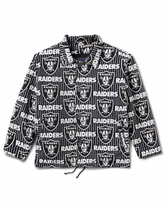 Raiders Jacket Stripe