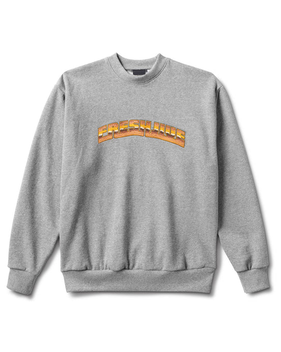 Cruiser Crewneck Heather Grey