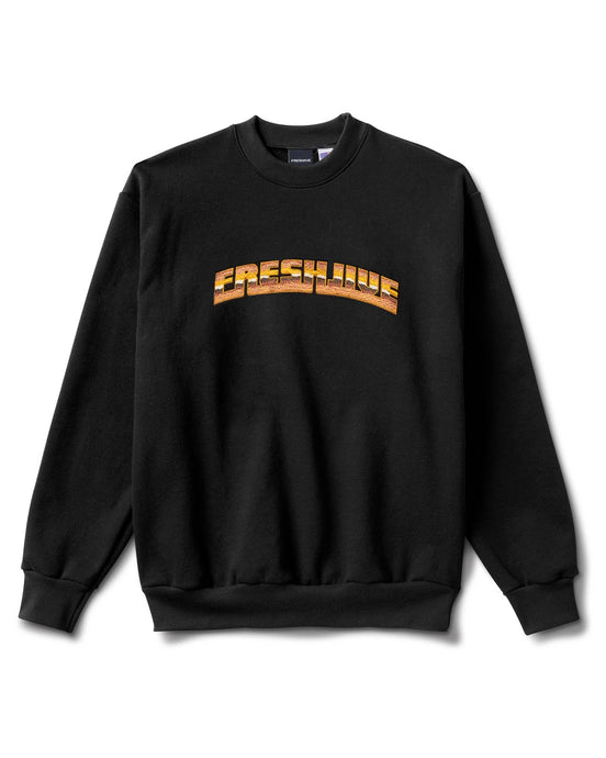 Cruiser Crewneck Black