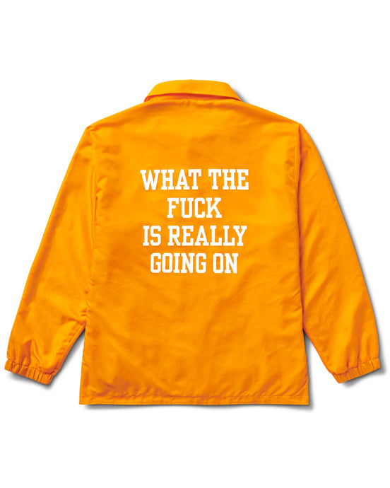 Angeleno II Jacket Orange