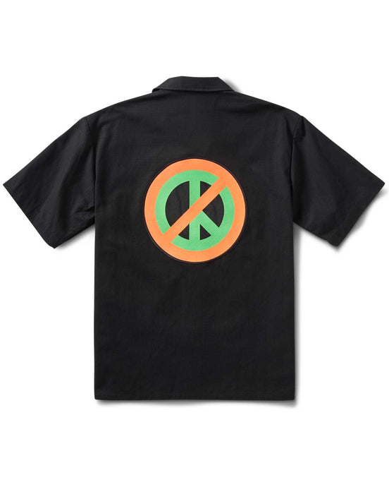 Militia Shirt Black