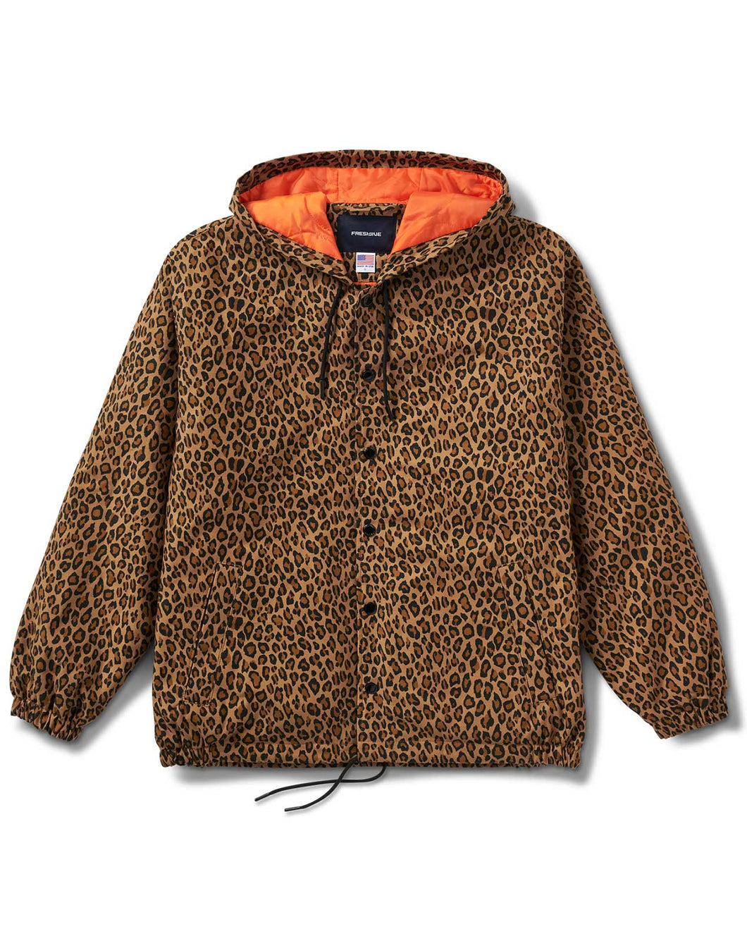 Standards Jacket Leopard