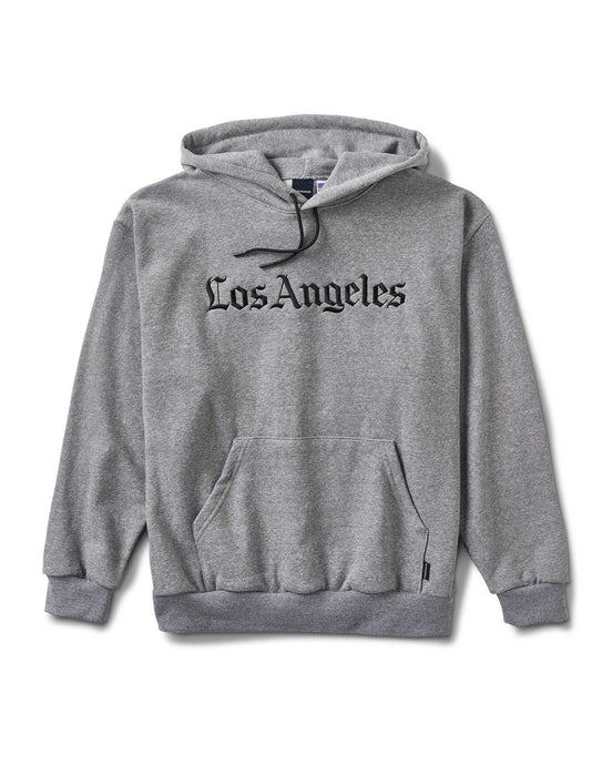 L.A. Sport Hoodie Heather Grey