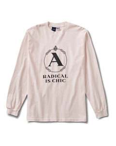 Rad is Chic L/S T Pink