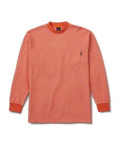 Jetties L/S T Red