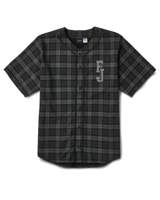 League Shirt Black