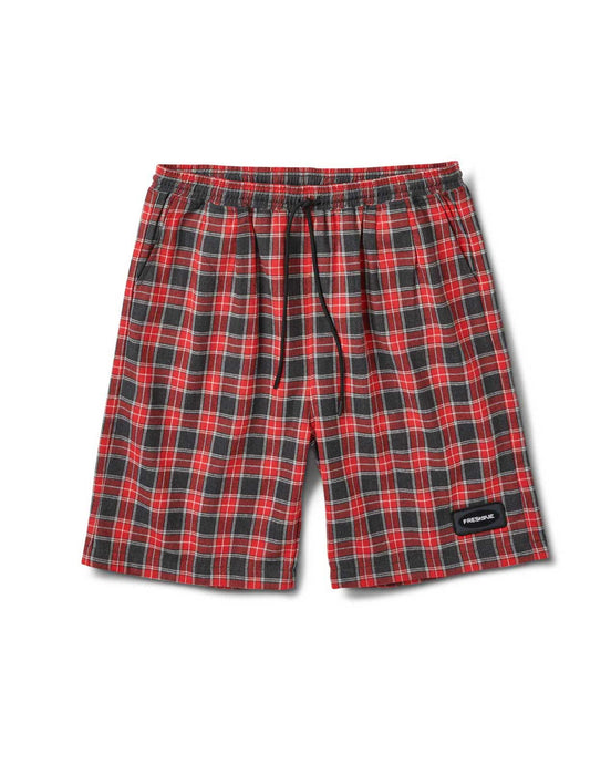 League Short Red