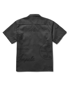 Muscles Shirt Charcoal