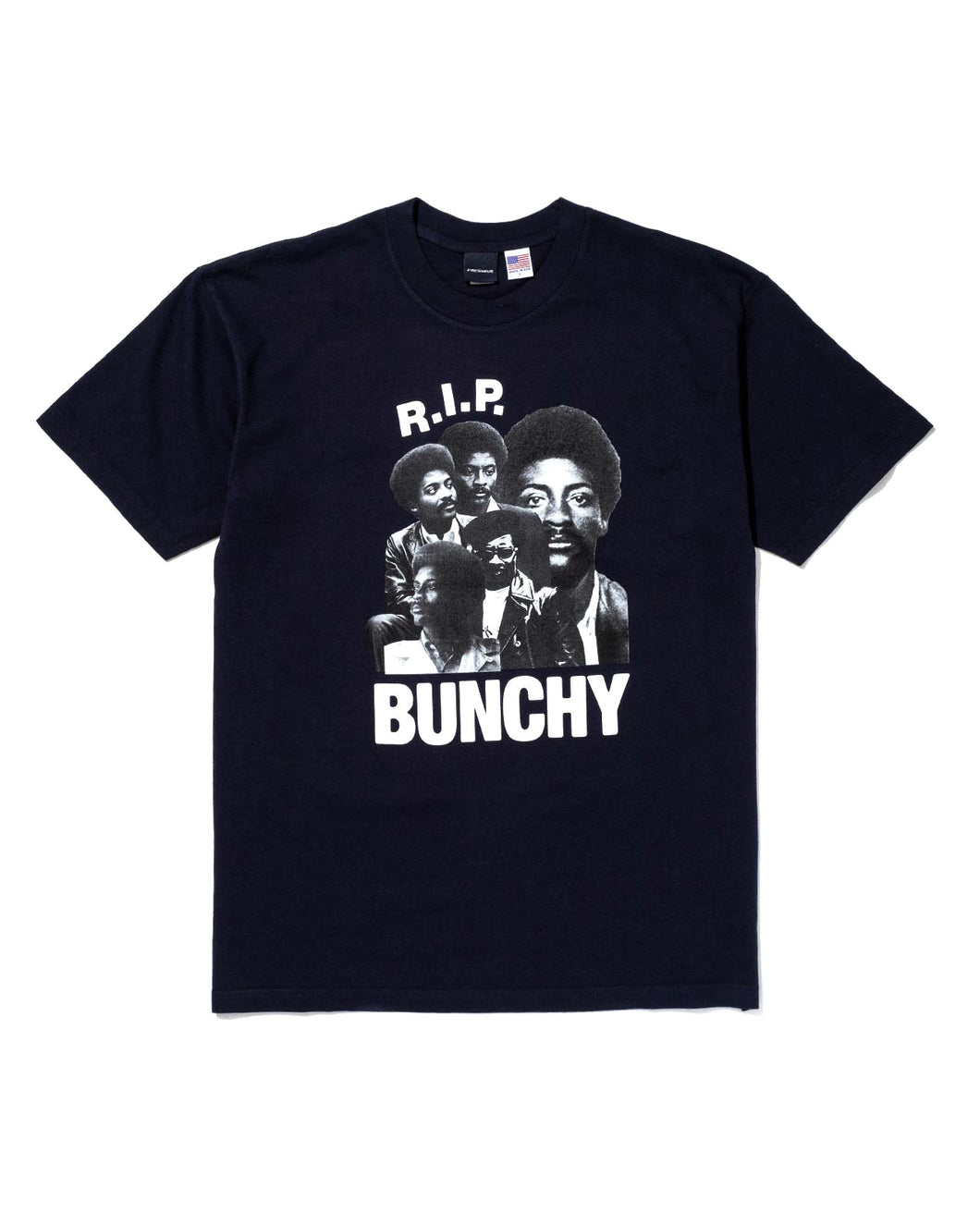 Bunchy Carter Tee Navy