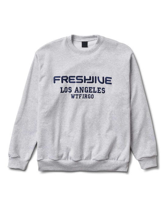 Signature Crewneck Grey