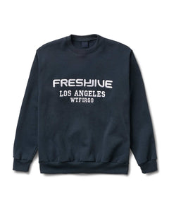Signature Crewneck Navy