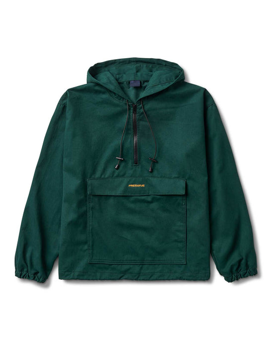 Parkview Anorak Green