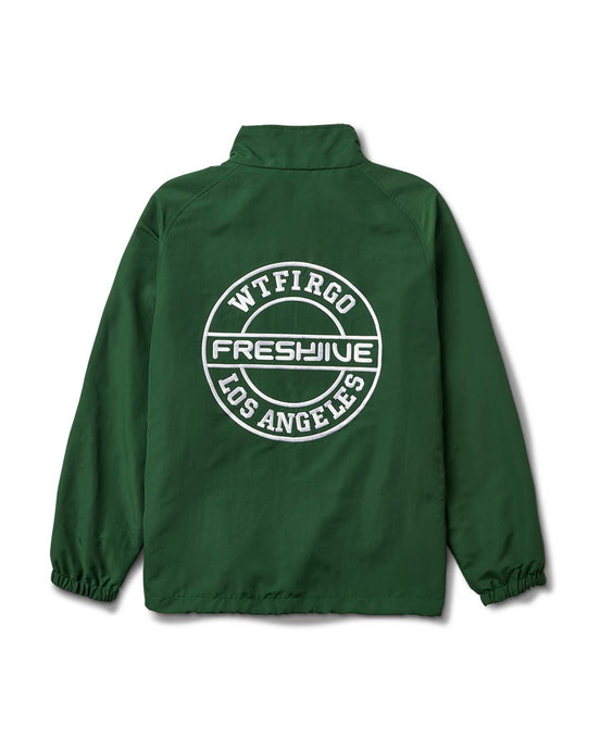 Trainer Jacket Green