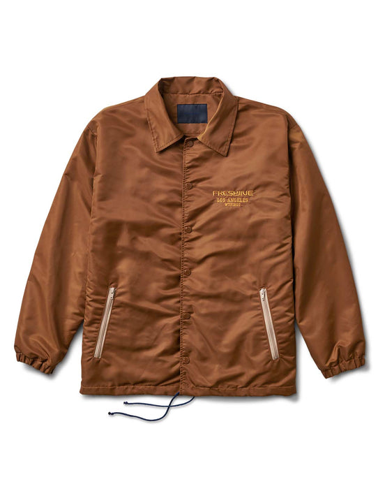 Angeleno Jacket Tan