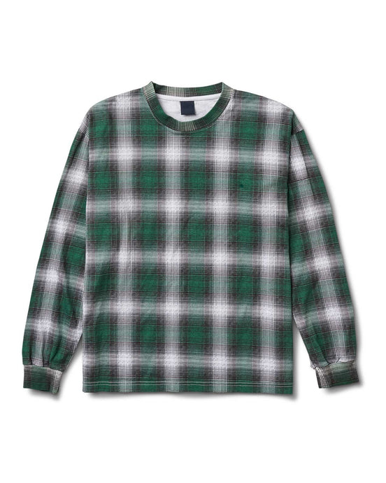 Shadows Long Sleeve Tee Green