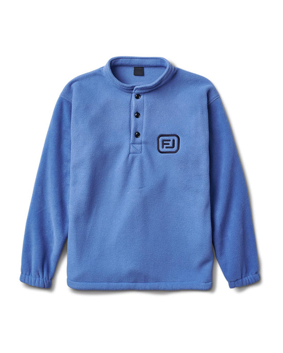 Hillside Pullover Blue